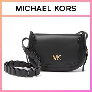 Michael Kors Jolene Small Saddle Bag